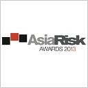 Asia Risk Awards 2013