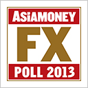 Asiamoney FX Poll 2013