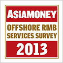 Asiamoney Offshore RMB Poll 2013