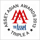 The Asset Triple A Asset Servicing Awards 2013