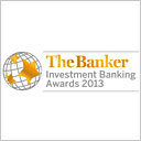 The Banker Innovation in Investment Banking Awards 2013