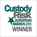 Custody Risk European Awards 2013