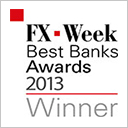 FX Week Best Banks Awards 2013