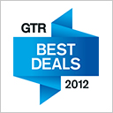 GTR Best Deals of 2012