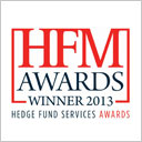 HFM European Hedge Fund Services Awards 2013
