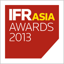 IFR Asia Awards 2013