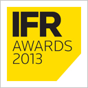 IFR Awards 2013