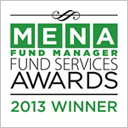 MENA Fund Manager Fund Services Awards 2013
