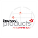 Structured Products Asia Awards 2013