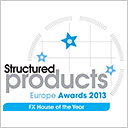 Structured Products Europe Awards 2013