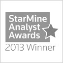 Thomson Reuters StarMine Analyst Awards 2013