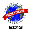 Trade Finance Magazine Awards for Excellence 2013