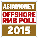 Asiamoney Offshore RMB Poll – 2015