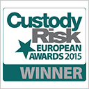 Custody Risk European Awards 2015