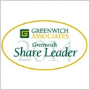 2014 Greenwich Share Leaders