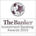 The Banker Investment Banking Awards 2015