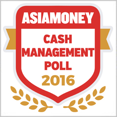 Asiamoney Cash Management Poll 2016