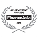 FinanceAsia Achievement Awards 2016
