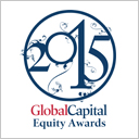 Global Capital Equity Capital Markets Awards 2015