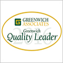 Greenwich Associates Quality Leader 2016