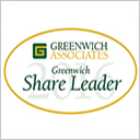 Greenwich Associates Share Leader 2016