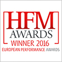 HFM European Services Awards 2016