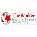 The Banker Investment Banking Awards 2016