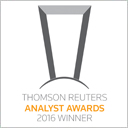 Thomson Reuters Analyst Awards 2016