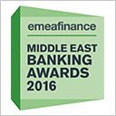 EMEA Finance Middle East Banking Awards 2016
