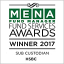 MENA Fund Manager Fund Services Awards 2017