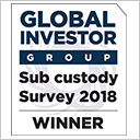 Global Investor / ISF Sub Custody Survey 2018