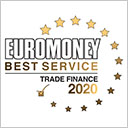 Euromoney Trade Finance Survey 2020 – Best Service