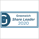2020 Greenwich Share Leaders