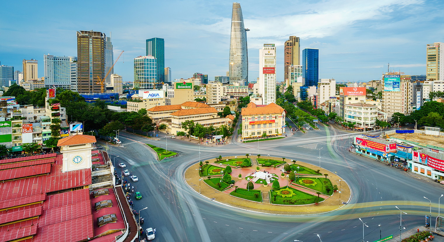 Emergence of Vietnam in the offshore capital markets