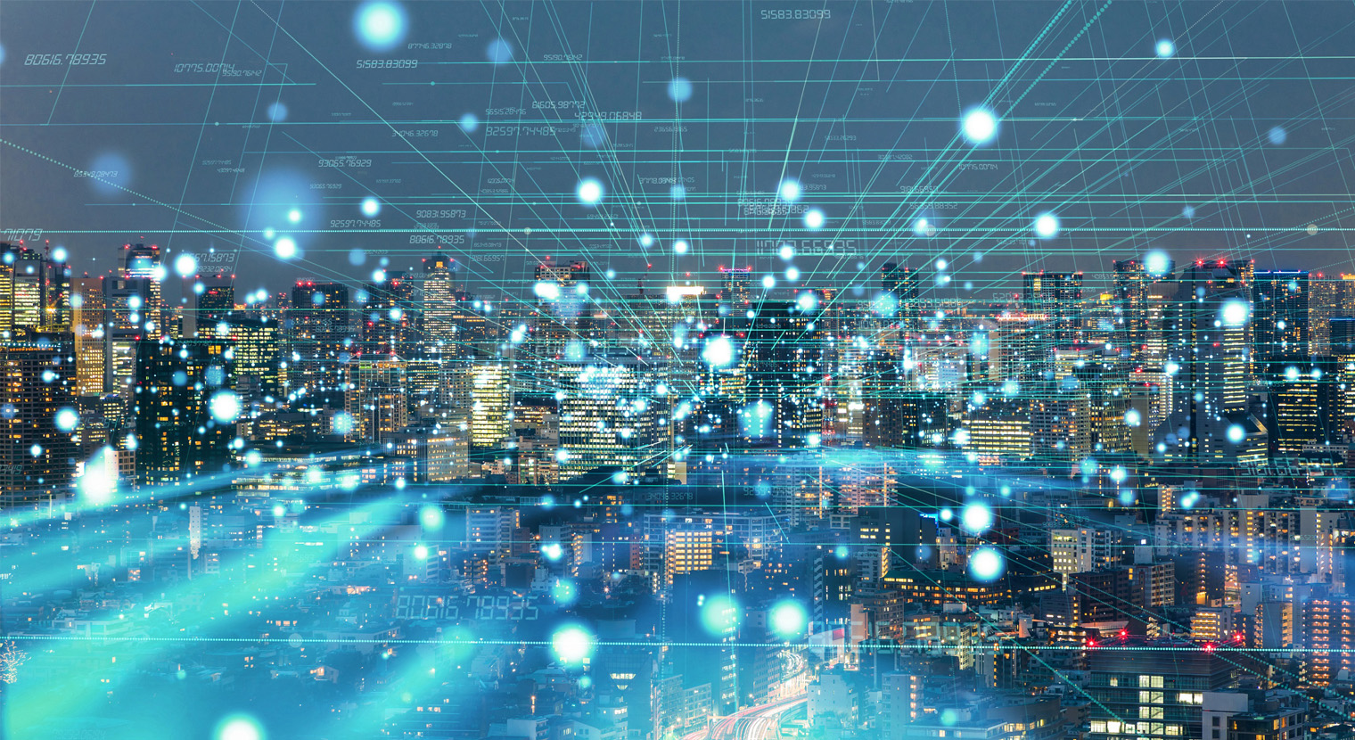Smart-cities' high-tech future